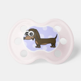 Cute Cartoon Dachshund Dummy