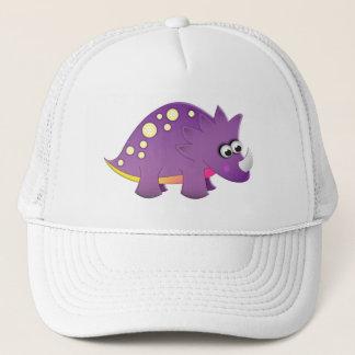 Cute Cartoon Dinosaur Trucker Hat