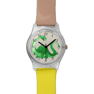 Cute Cartoon Dinosaur Watch