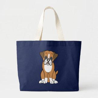 Cute Cartoon Dog Boxer Bag