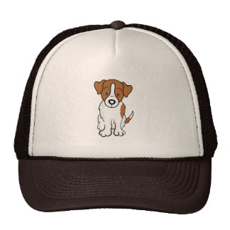 Cute Cartoon Dog Jack Russell Hat