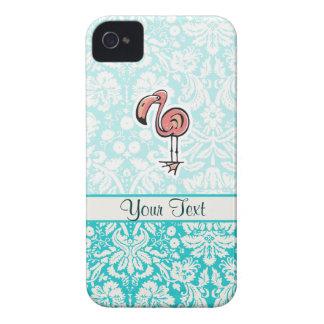 Cute Cartoon Flamingo iPhone 4 Covers