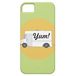 Cute Cartoon Food Truck iPhone Case