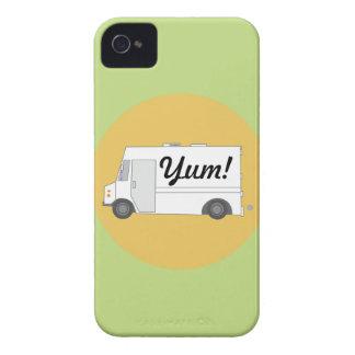 Cute Cartoon Food Truck iPhone Case iPhone 4 Case-Mate Case