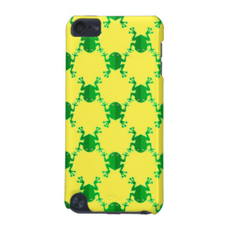 Cute Cartoon Frogs iPod Touch (5th Generation) Case