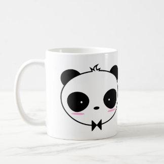 Cute Cartoon Girl and Boy Panda Coffee Mug