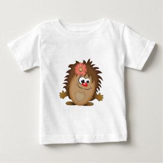 Cute Cartoon Hedgehog Baby T-Shirt
