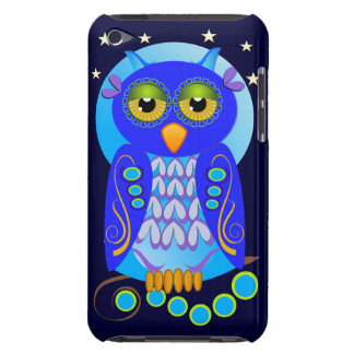 Cute Cartoon iPod touch case with Owl