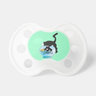 Cute Cartoon Kitten, Fish and bowl Dummy