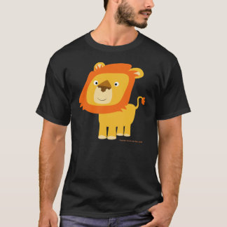 Cute Cartoon Lion T-Shirt