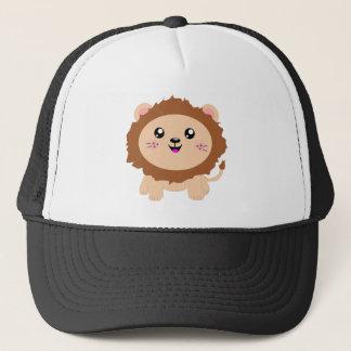 Cute cartoon Lion Trucker Hat