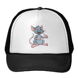 Cute Cartoon Mouse or Rat Cap