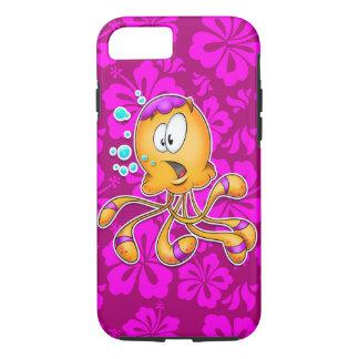 cute cartoon octopus iPhone iPhone 7 Case