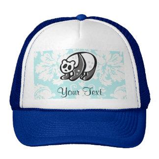 Cute Cartoon Panda Trucker Hats