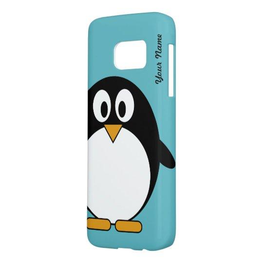 Cute Cartoon Penguin