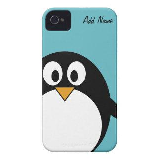 Cute Cartoon Penguin - iPhone 4 4s iPhone 4 Case