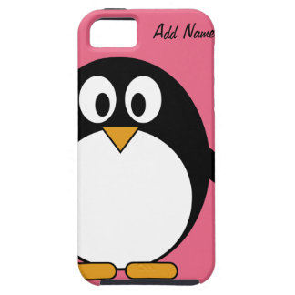 Cute Cartoon Penguin - iPhone 5 iPhone 5 Covers