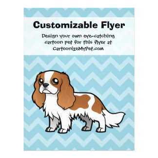 Cute Cartoon Pet 21.5 Cm X 28 Cm Flyer