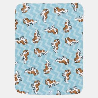 Cute Cartoon Pet Stroller Blankets