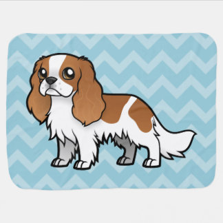 Cute Cartoon Pet Baby Blankets