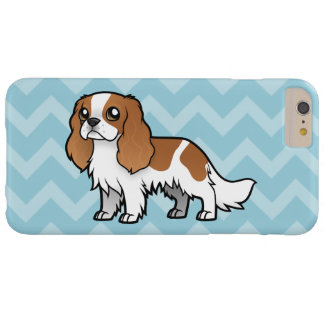 Cute Cartoon Pet Barely There iPhone 6 Plus Case