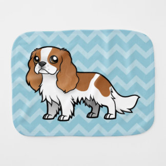 Cute Cartoon Pet Burp Cloths