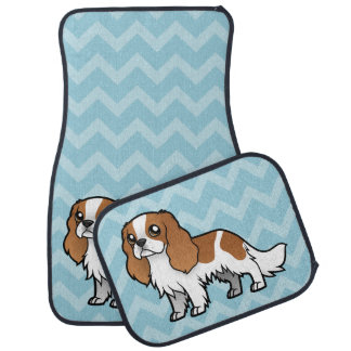 Cute Cartoon Pet Car Mat