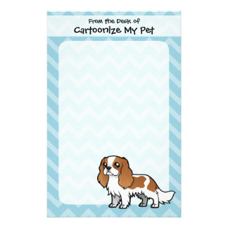 Cute Cartoon Pet Custom Stationery
