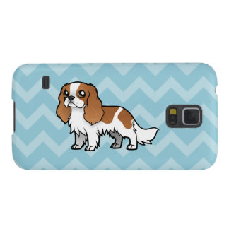 Cute Cartoon Pet Galaxy S5 Covers