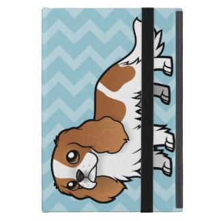 Cute Cartoon Pet iPad Mini Case