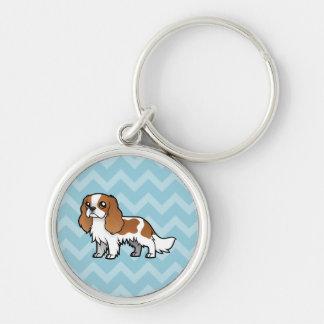 Cute Cartoon Pet Key Ring