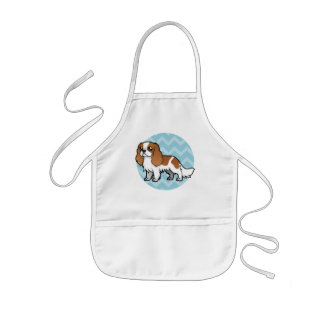 Cute Cartoon Pet Kids Apron