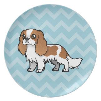 Cute Cartoon Pet Party Plates