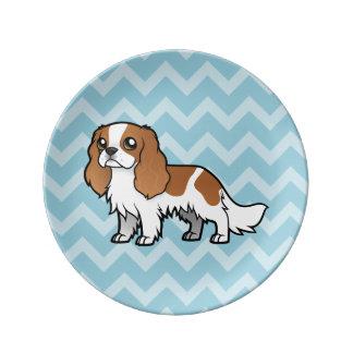 Cute Cartoon Pet Porcelain Plate