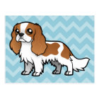 Cute Cartoon Pet Postcard