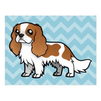 Cute Cartoon Pet Postcard