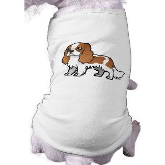 Cute Cartoon Pet Sleeveless Dog Shirt