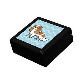 Cute Cartoon Pet Small Square Gift Box