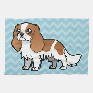 Cute Cartoon Pet Tea Towel