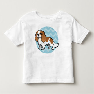 Cute Cartoon Pet Toddler T-Shirt