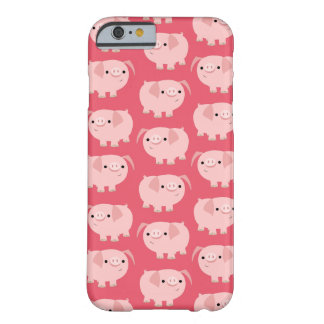 Cute Cartoon Pigs iPhone Cases
