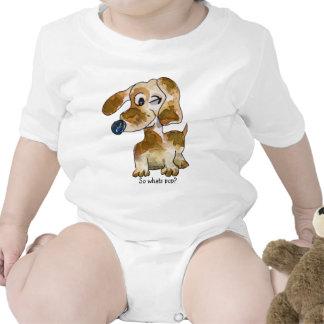 Cute Cartoon Puppy Dogs Baby T Shirts