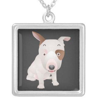 Cute Cartoon Puppy Necklace