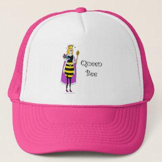 Cute cartoon Queen Bee Trucker Hat