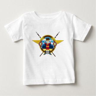 Cute Cartoon Roman Emperor Tshirt