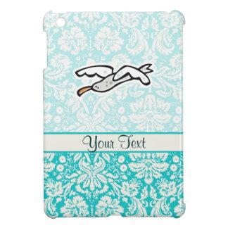 Cute Cartoon Seagull Cover For The iPad Mini