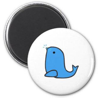 cute cartoon seal magnet