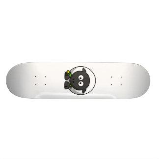 Cute Cartoon Sheep Custom Skateboard
