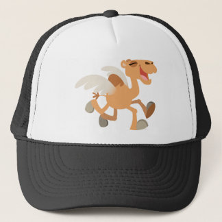 Cute Cartoon Winged-Camel Hat