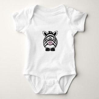 Cute Cartoon Zebra Clipart Tshirt
